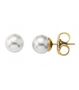 Earrings CLASSIC 8 mm