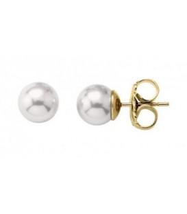 Earrings CLASSIC 9 mm