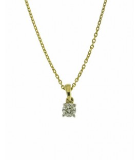 NECKLACE YELLOW GOLD 18KT