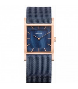 BERING MODERN BLUE WOMAN WATCH