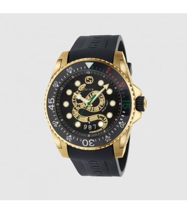 Reloj Gucci Dive, 45 mm