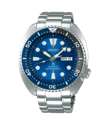 Seiko Prospex Turtle Save the Ocean watch