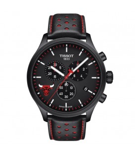TISSOT CHRONO XL NBA TEAMS SPECIAL CHICACO BULLS EDITION