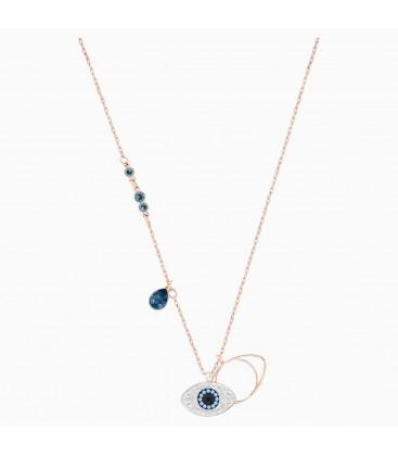 Symbolic Evil Eye Pendant