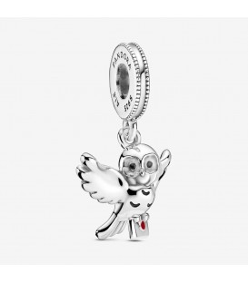 Charm Pandora Hedwig Owl - Harry Potter