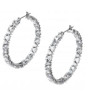 Swarovski Millenia Loop Earrings