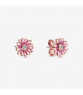 Pandora Pink Daisy Flower